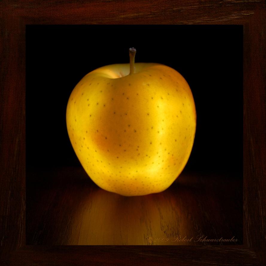 Apple Glowing