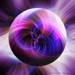 Energy Nova Purple Sphere