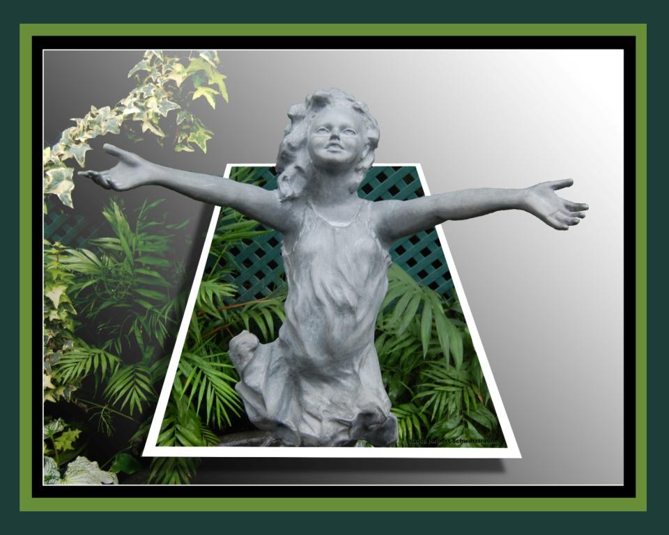 3D Welcome Garden