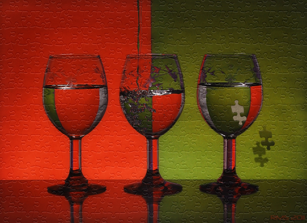 Robert Schwarztrauber Photoshop Puzzle Glasses