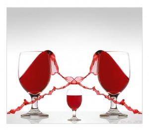 Robert Schwarztrauber Wine Spill