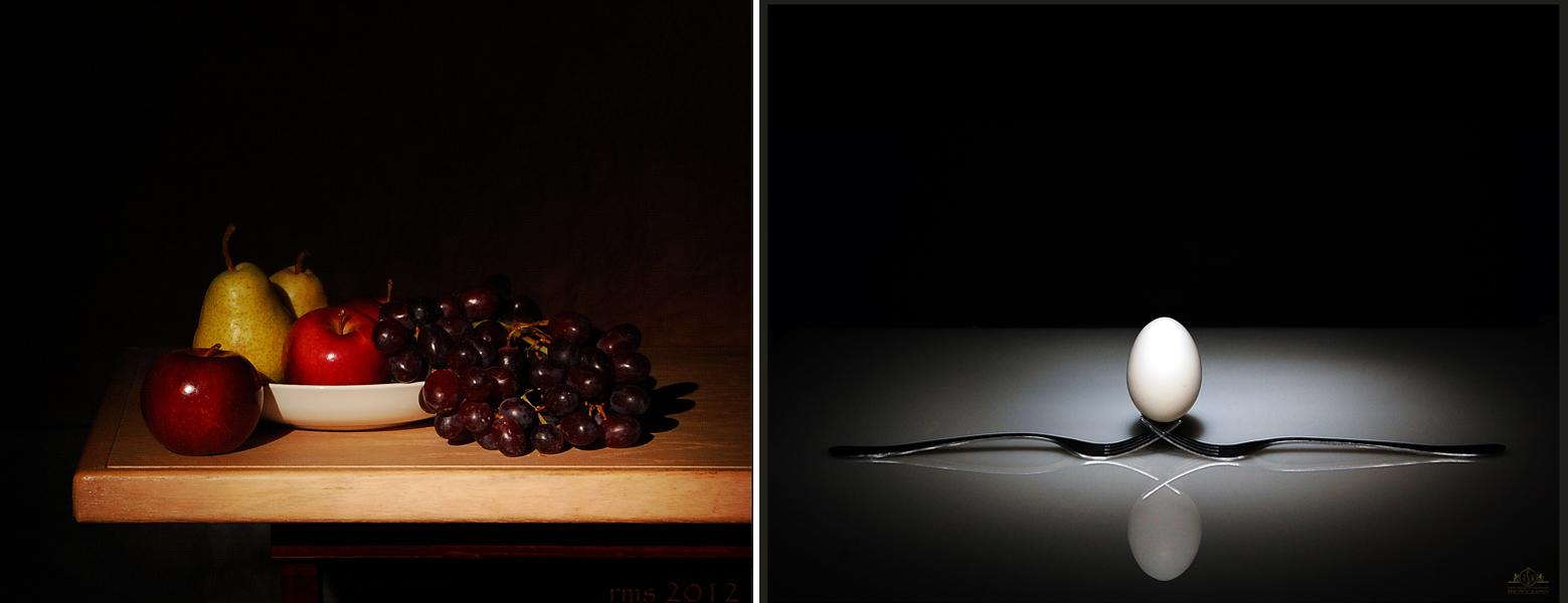 still life lighting example rh creativephotographytricks com Rustic Still Life Charcoal Still Life
